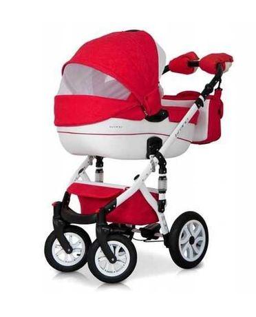 Wózek dziecięcy Riko Brano Ecco 3w1