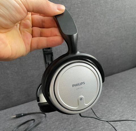 Słuchawki nauszne Philips SHP2500 długi kabel