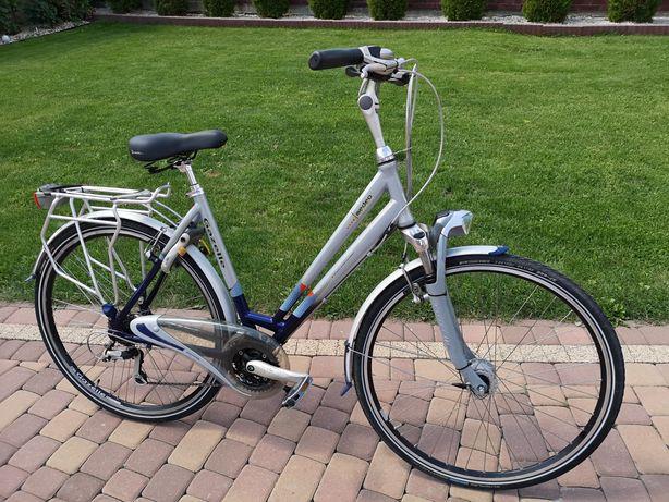 Rower Trekkingowy Gazelle R53 Damka Piękna Nowe Części
