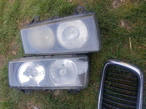 Lampy e36 zwykle