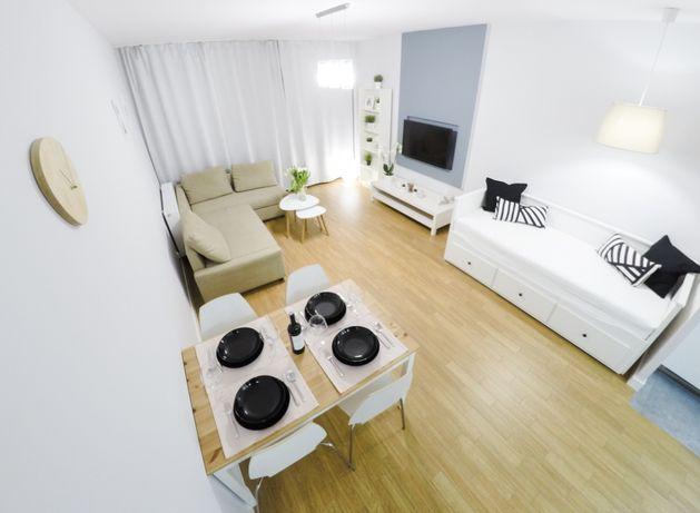 Apartament na doby - Centrum - 6 osób - Nowoczesny Design