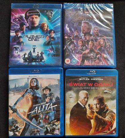 Świat w ogniu, Avengers - Blu-ray