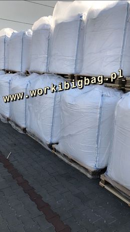 Nowe Worki Big bag bagi 91/91/140 BIGBAG 1500kg Importer Opakowań