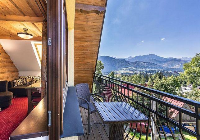 Apartament Giewont ,z dala od zgiełku, pobyt w górach,las,szlaki,grill