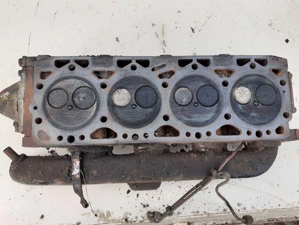 Głowica silnika ursus C 385, zetor .