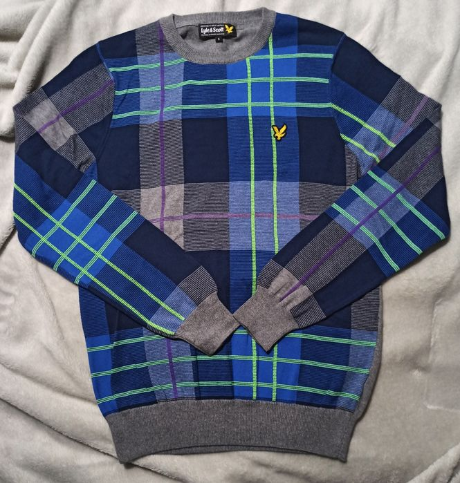 Lyle & Scott джемпер свитер Ахтырка - изображение 1
