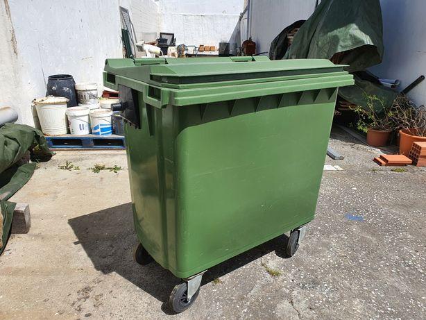 contentor lixo caixote lixo industrial