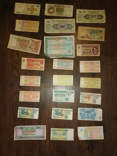 Продаются монеты и банкноты