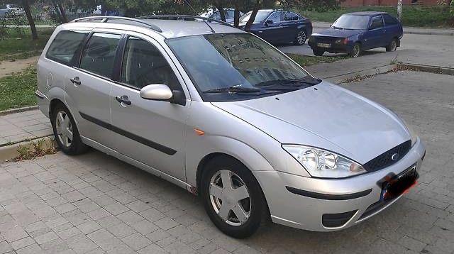 Автозапчастини, розборка Форд Фокус 1998-2005