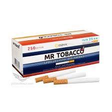 Гильзы для сигарет, гильзы для табака, сигаретные гильзы ФІЛЬТР 25 мм