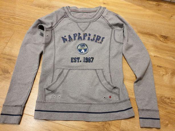 Bluza Napapijri młodzieżowa uniseks rozmiar 155