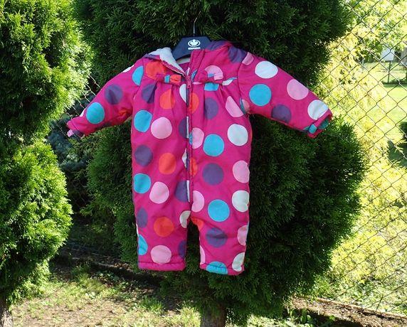 Śliczny kombinezon / ubranko dziecięce dla dziewczynki