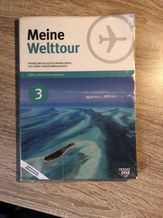 Meine Weltour 3 podręcznik + CD Zawadzkie - image 1