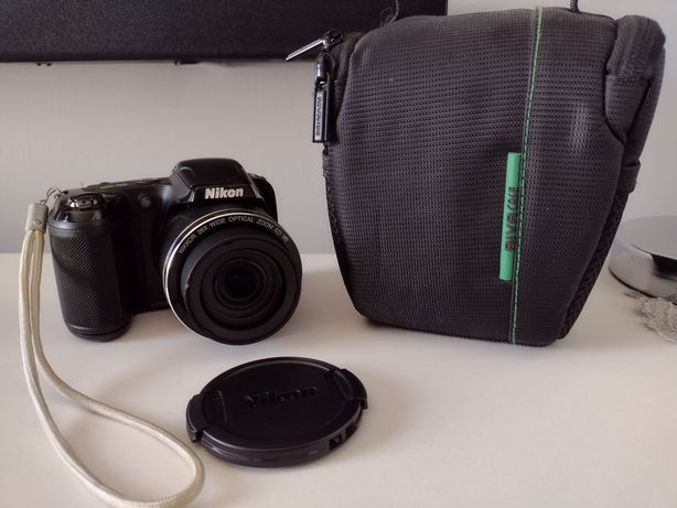 Aparat Nikon Coolpix L330 20 mpx