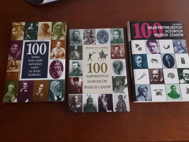 100 najwybitniejszych uczonych
