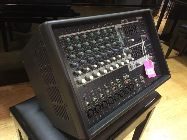 Mesa de som amplificado Yamaha EMX 212s Nova