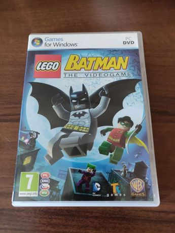 Lego batman pc dvd