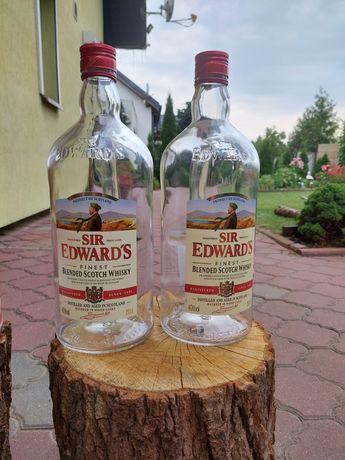 Sir Edward puste butelki
