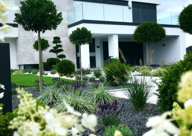 Projektowanie ogrodów-Wizualizacja 3d - Zakładanie ogrodów