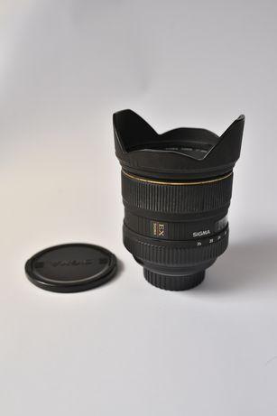 Sigma 17-35 mm f/2.8-4 Nikon
