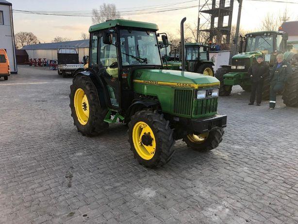 Трактор John Deere 5500N- 1998 рік