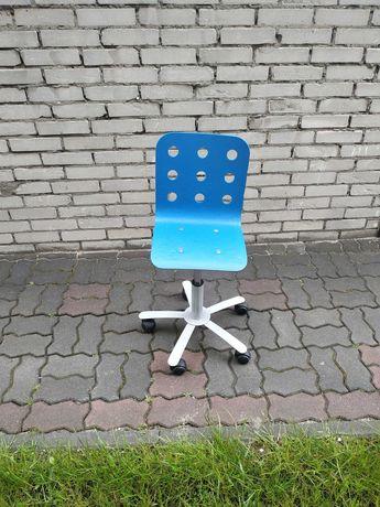Fotel obrotowy krzesło na kółkach