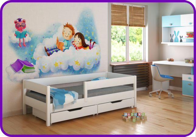 кровать детская 140х70 160х80 180х80 180х90 200х90 Польша!! -Дн