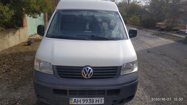 Volkswagen T5 грузопассажирский