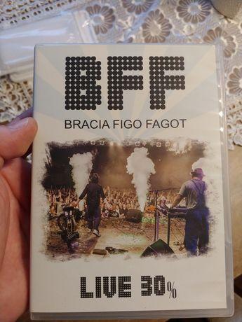 Dvd koncert Bracia Figo Fagot BFF live 30%