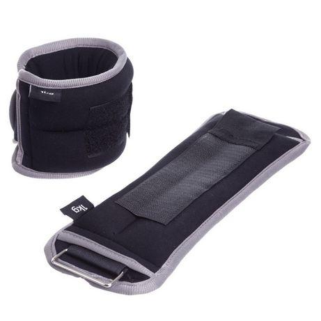 Утяжелители-манжеты для рук и ног Zelart 0,5 1, 1,5 2 кг