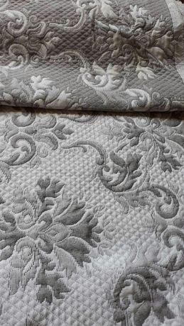 покрывало двухспальное жакардовое гобелен размер 240×210