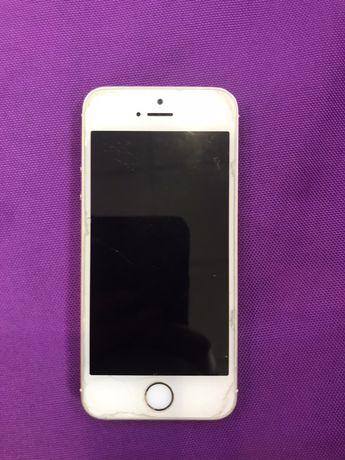 Iphone 5s белый коробка есть 64 гб