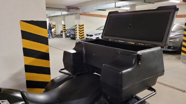 Kufer/bagażnik QUAD ATV. DUUUŻY DWA kaski i luz!