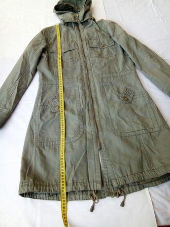 Куртка парка, весення, осенняя, ветровка