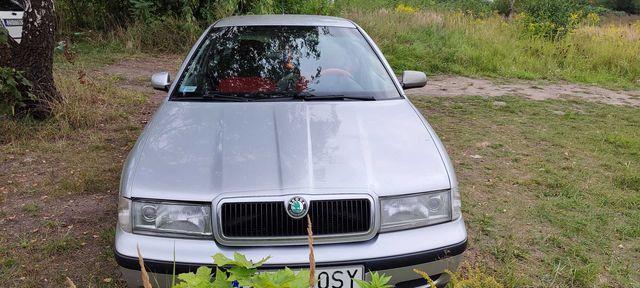 Skoda Octavia SLX
