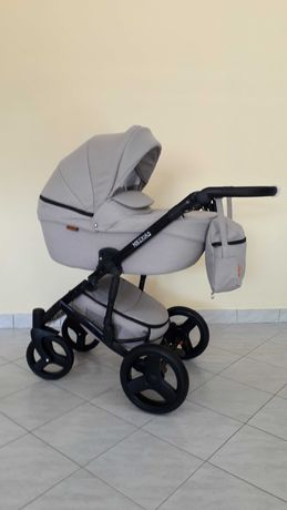 Дитяча універсальна коляска 2 в 1 Mikrus Comodo