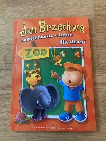 Książka dla dzieci wiersze Jana Brzechwy