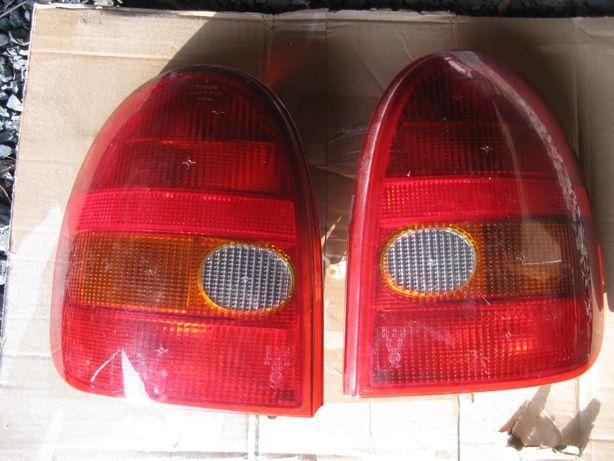 Lampy tylne Opel Corsa B