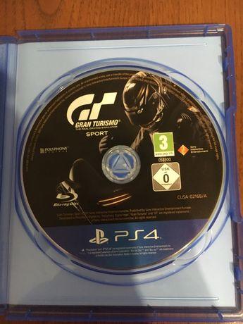 Gran Turismo Sport Ps 4