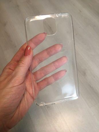 Прозрачный чехол Xiaomi Redmi Note 3 новый + ПОДАРОК кольцо держатель