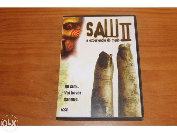 Dvd - Saw ii: A experiência do medo