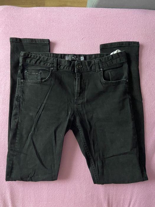 Spodnie męskie jeansowe Skinny FSBN 33/32 M Wejherowo - image 1