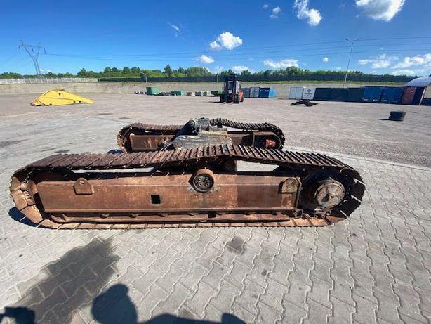 podwozie do wiertnicy atlas copco 3500 kg wózki gąsienicowe komplet