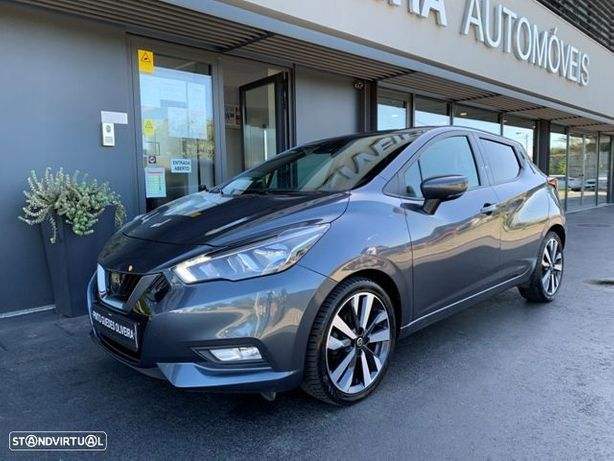 Nissan Micra 1.5 DCi N-Connecta S/S