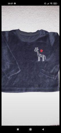 Bluza bluzka 74 80