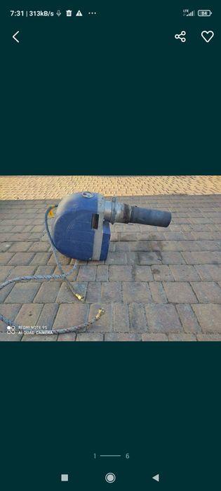 Palnik olejowy rakietowy MAN RE1,22 H Nowy Tomyśl - image 1