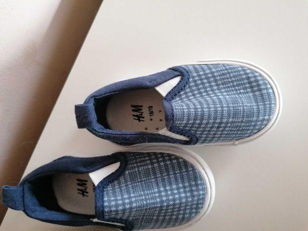 Buciki, buty dla chłopca H&M NOWE