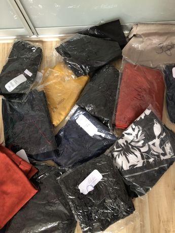 Sprzedaż hurtowa zestaw ubrań ubrania ciuchy spódnica L XL