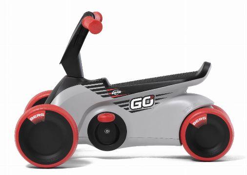 BERG gokart na pedały BERG Go2 Sparx Red jeździk