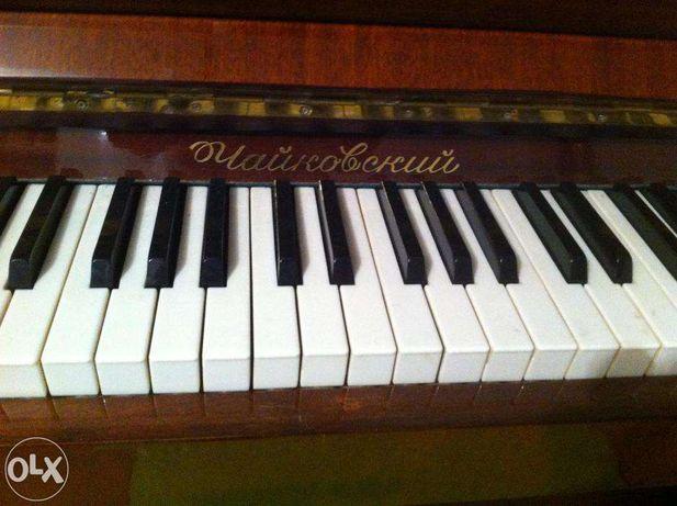 Pianino Czajkowski